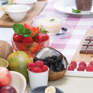 variatie desserts